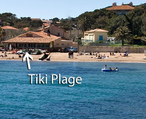 Pit Aretz: Tiki Plage